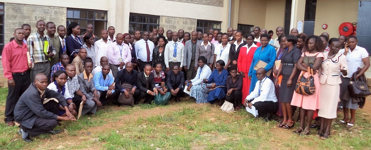 Bungoma County Secondary Schools/Tertiary Colleges Librarians' workshop