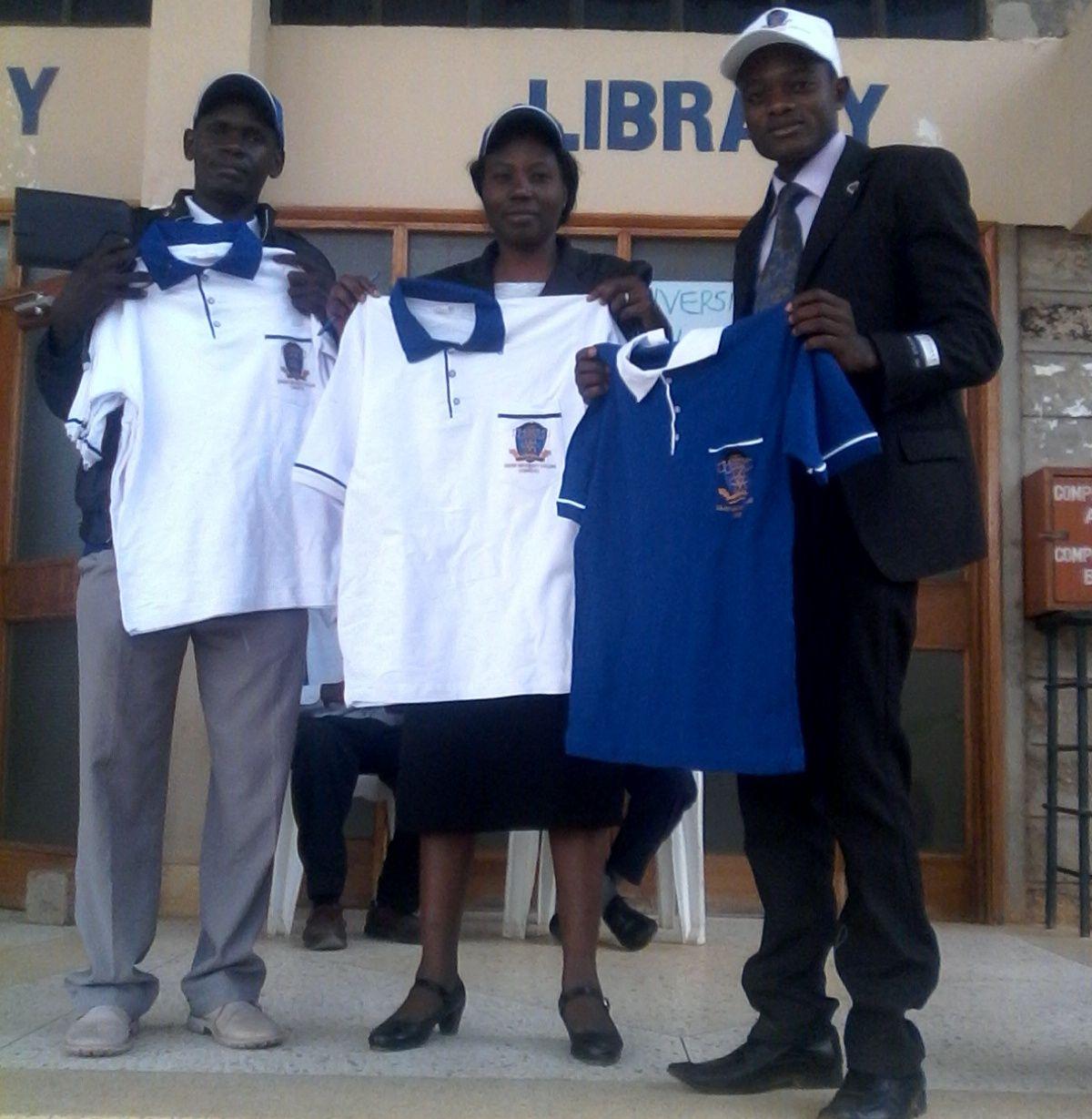 University T. Shirts