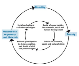 Information and Communication Technology (ICT) Tools for Persons with Disabilities Inclusivity in Development in Developing Nations: A Literature Review