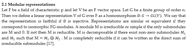 Modular Representation of the Unitary Group U3 (4) As Linear Codes