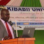 Kibabii University 4th Annual Information Professionals Workshopf13