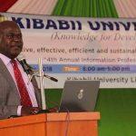 Kibabii University 4th Annual Information Professionals Workshopf14