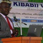 Kibabii University 4th Annual Information Professionals Workshopf16