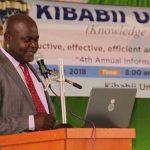 Kibabii University 4th Annual Information Professionals Workshopf17