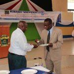 Kibabii University 4th Annual Information Professionals Workshopf5