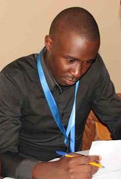 Isaac Wamalwa Manje